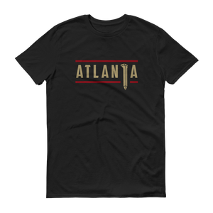ATLANTA SPIKE (Black) Unisex T-Shirt