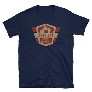 AFP SHIELD (Navy) Unisex T-Shirt