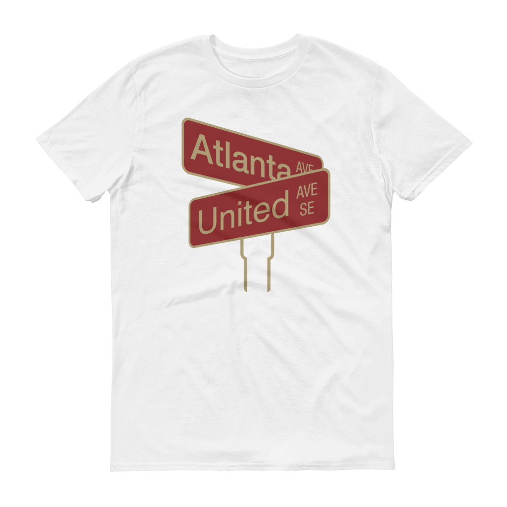 ATLANTA UNITED INTERSECTION (Smoke/Heather Grey/White) Unisex