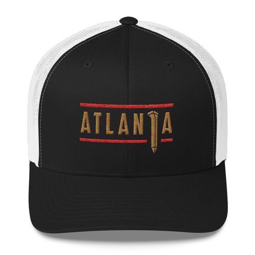 ATLANTA SPIKE - RETRO TRUCKER HAT