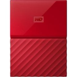 Western Digital - 1TB Portable HDD