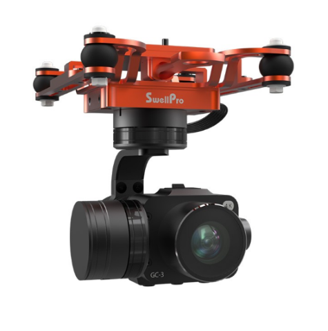 SwellPro - GC3 3 Axis 4K Camera