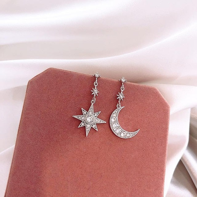 Midsummers night earrings
