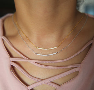 Starlet Necklace - 925 Sterling Silver