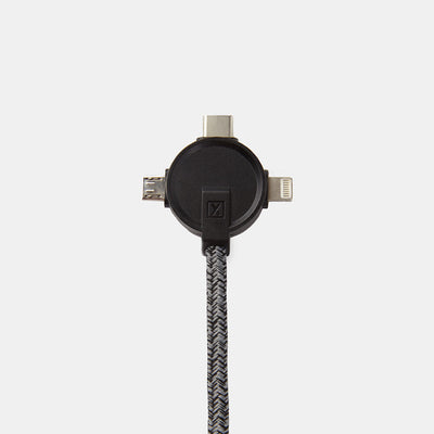 Lithium CC 3-in-1 Charging Cable