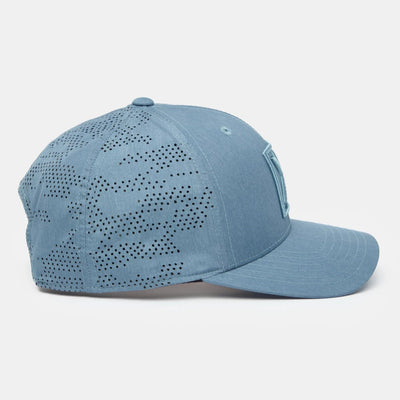 Carbon - Performance Snapback Cap