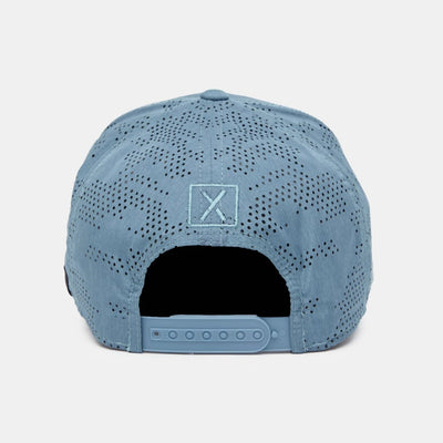 Carbon - Performance Snapback Cap-CAPS-XACTLY Life