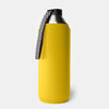 Hydrogen - Stainless Steel Dual Opening Bottle-Water Bottles-Yellow-32 oz-XACTLY Life