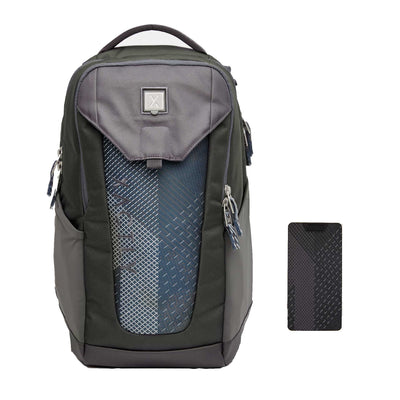 Oxygen 25 with Lithium Power Included-Bags-Blue/Grey-XACTLY Life