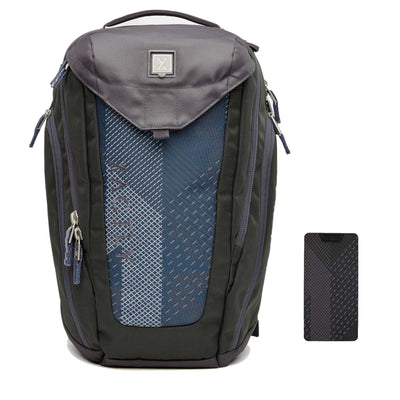 Oxygen 35 with Lithium Power Included-Bags-Blue/Grey-XACTLY Life
