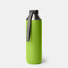 Hydrogen - 20 oz Stainless Steel Dual Opening Bottle-Water Bottles-Green-XACTLY Life