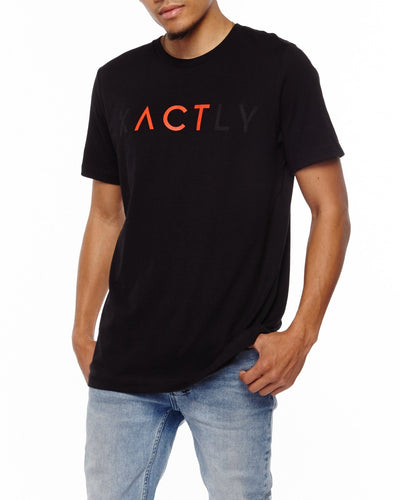 xactly.act.red.logo.unisex.jersey.poly.short.sleeve.tshirt.