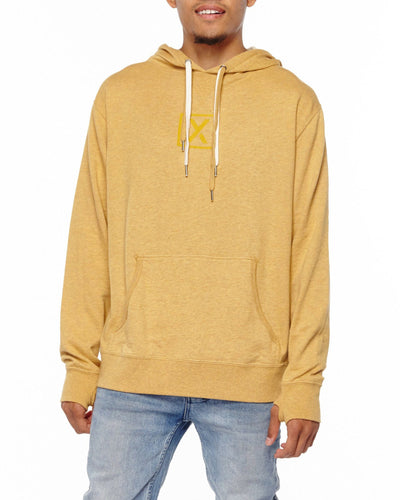 xactly.life.surf.graphic.yellow.golden.unisex.french.terry.cotton.poly.pull.over.hoodie.