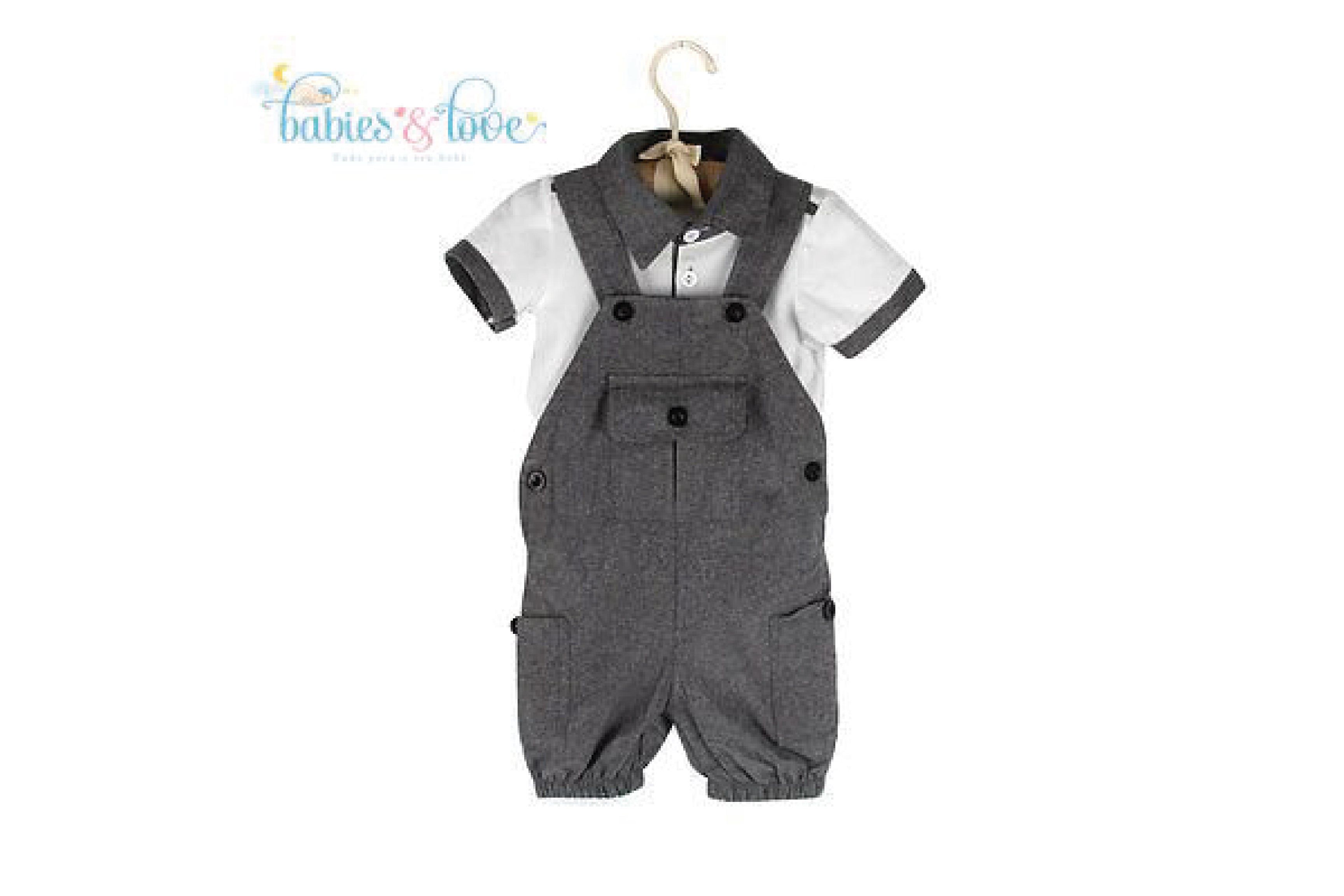 Conjunto Little Man
