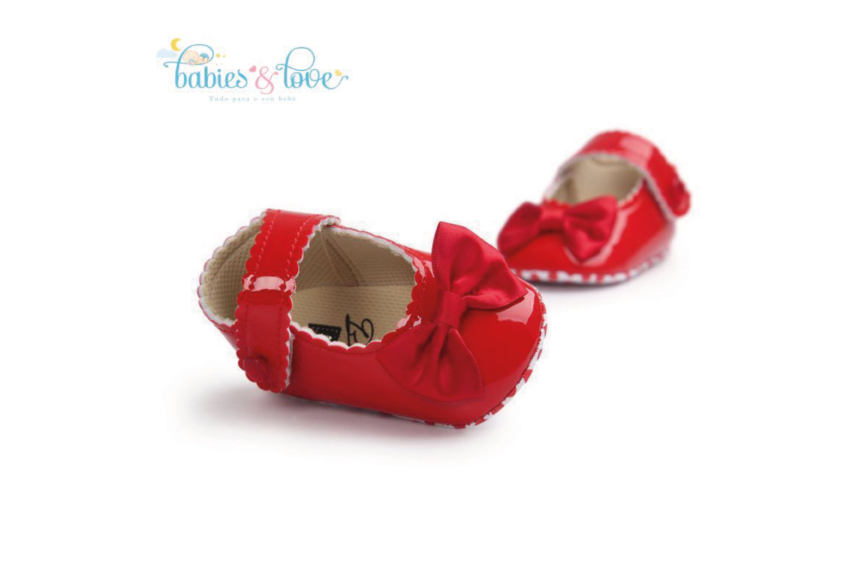 Sapatos Red Love