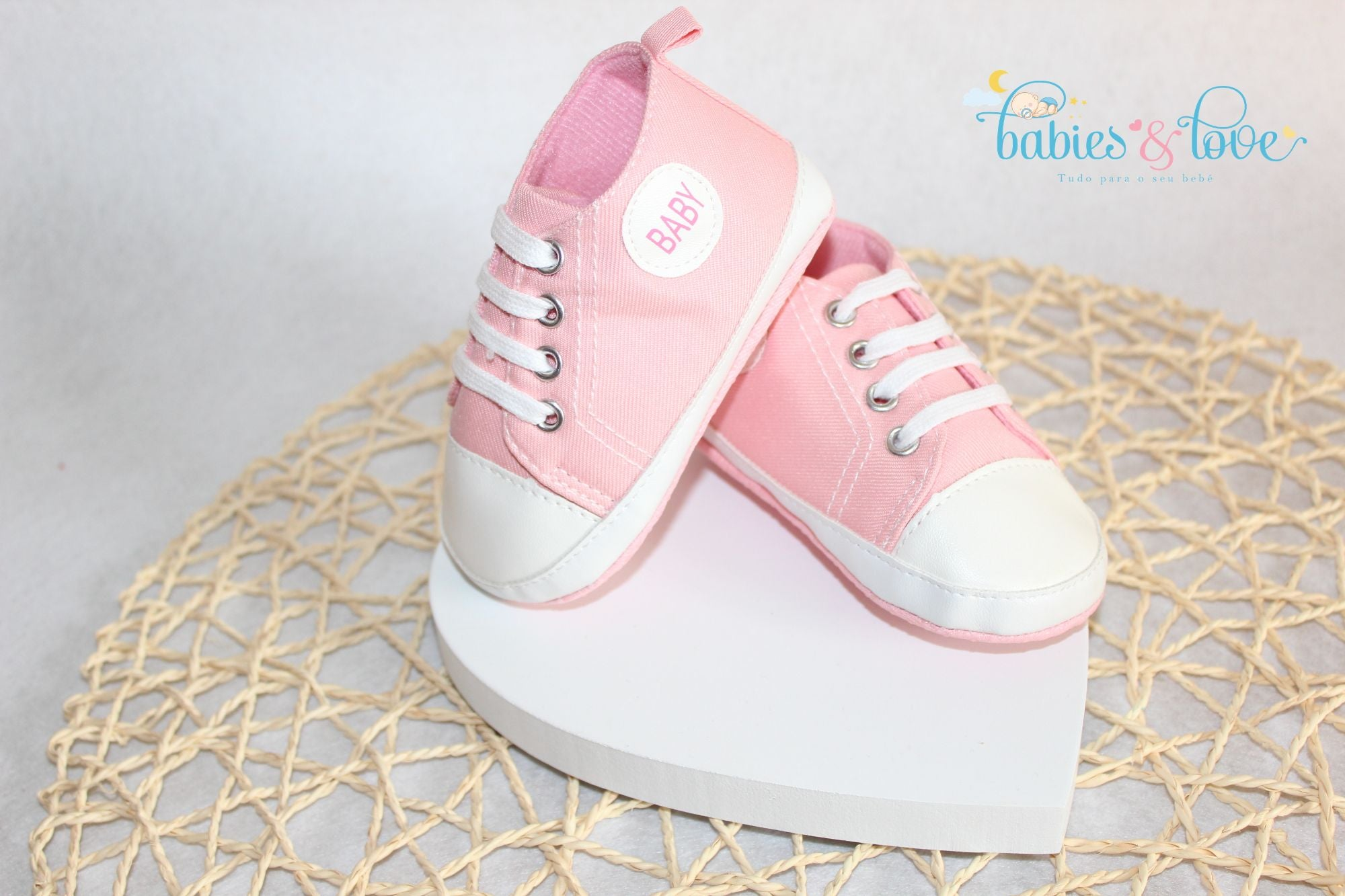 Tenis Bright Pink Baby 18 (12 cm)