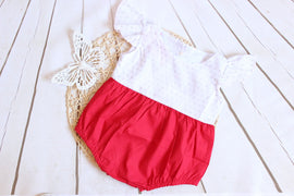 Fofo Red Summer 18 a 24 meses