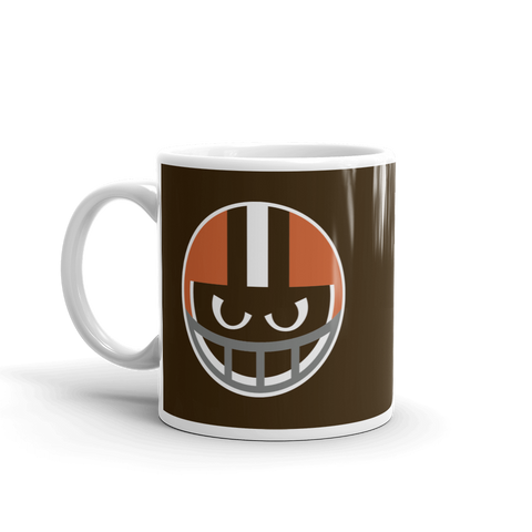 Lil' Destroyer Mug, Brown