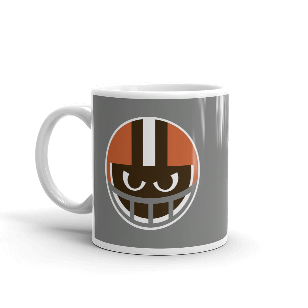 Lil' Destroyer Mug, Gray
