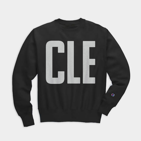 CLE Sweatshirt, Black