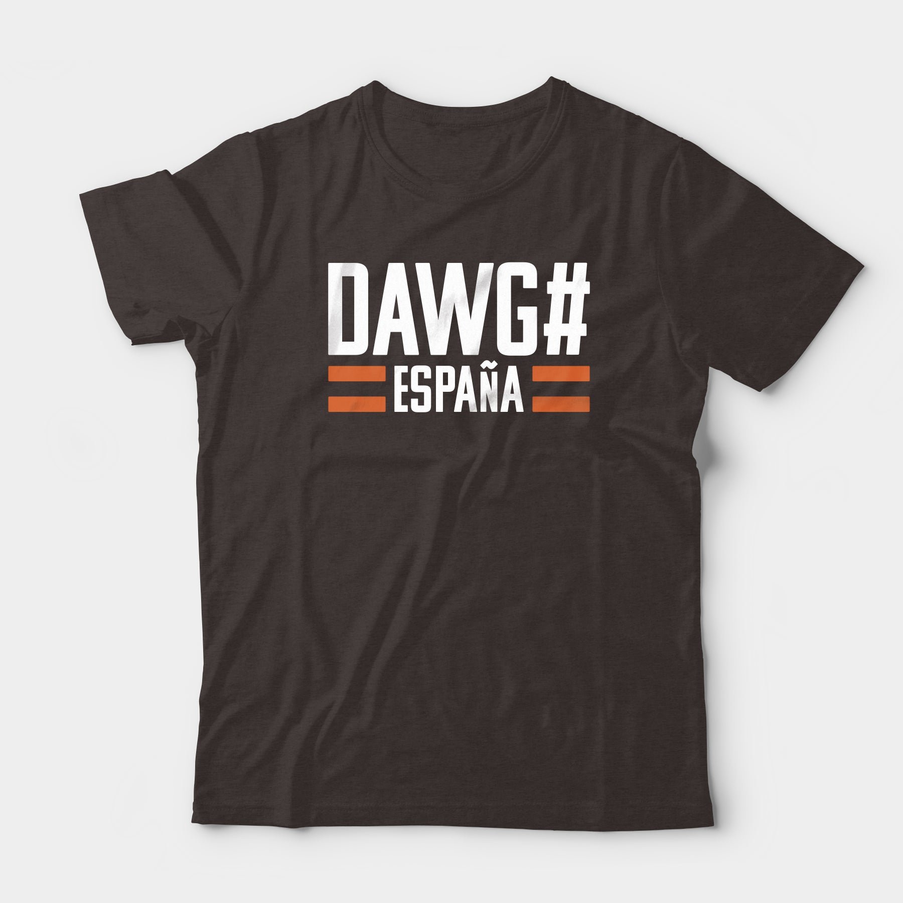 Dawg# España Tee, Brown