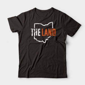 The Land Tee, Brown