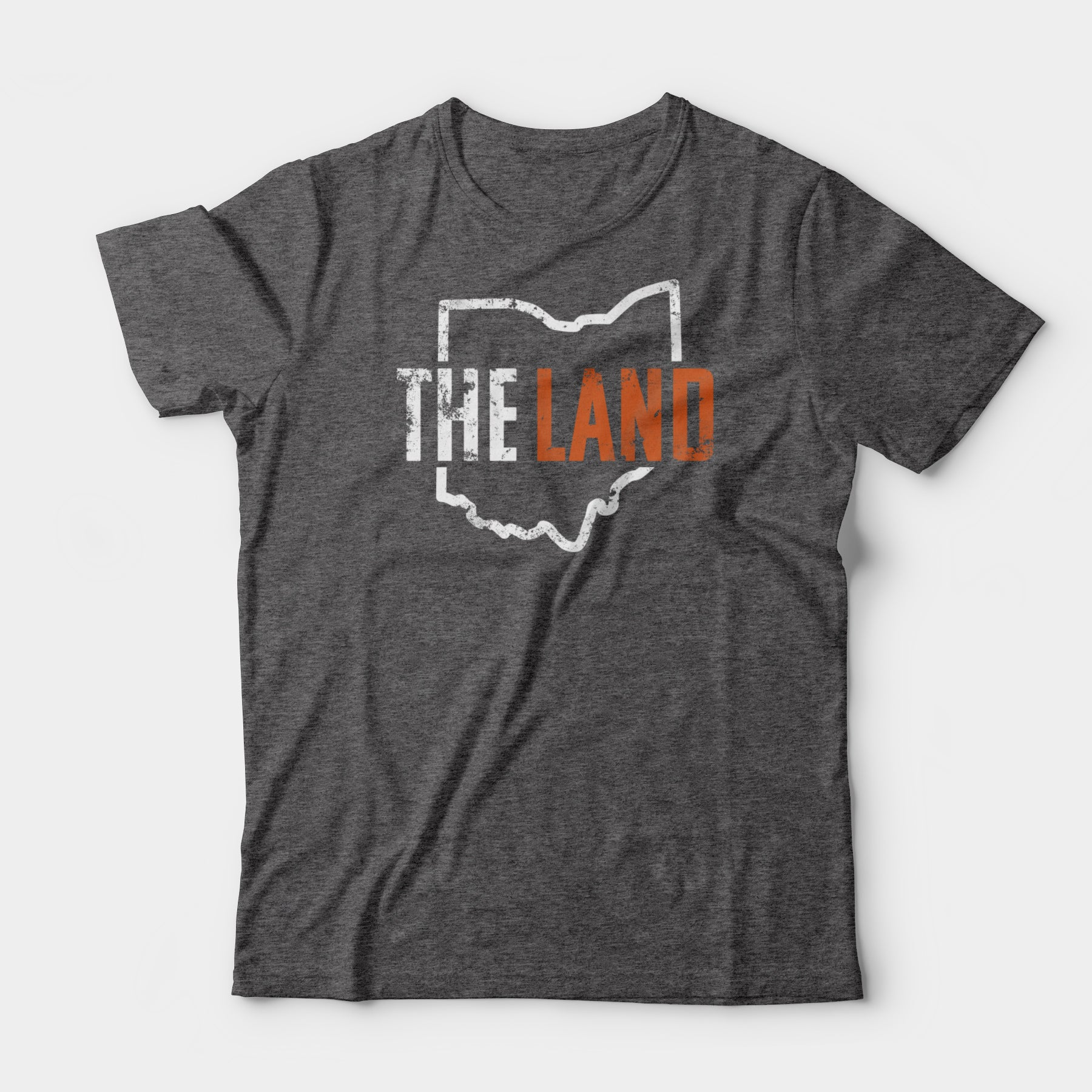 The Land Tee, Charcoal