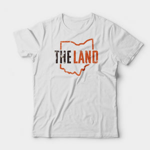 The Land Tee, White