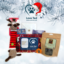 Load image into Gallery viewer, Limited Edition Christmas Combo Box - Love Ted