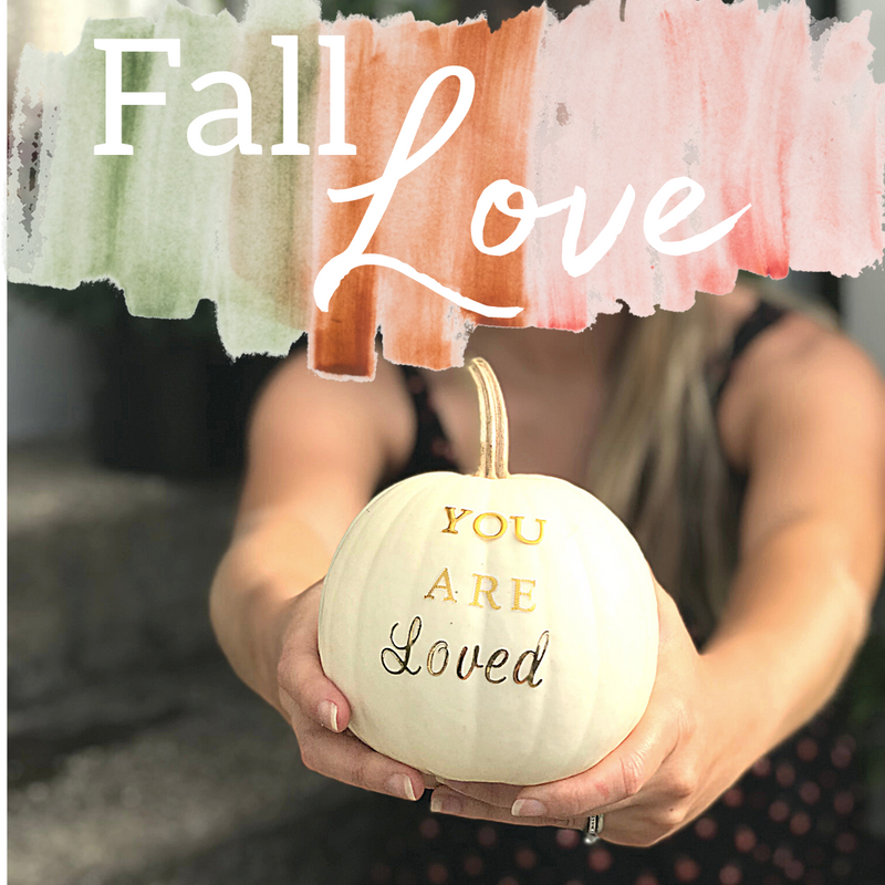 Fall Kindness Bucket List