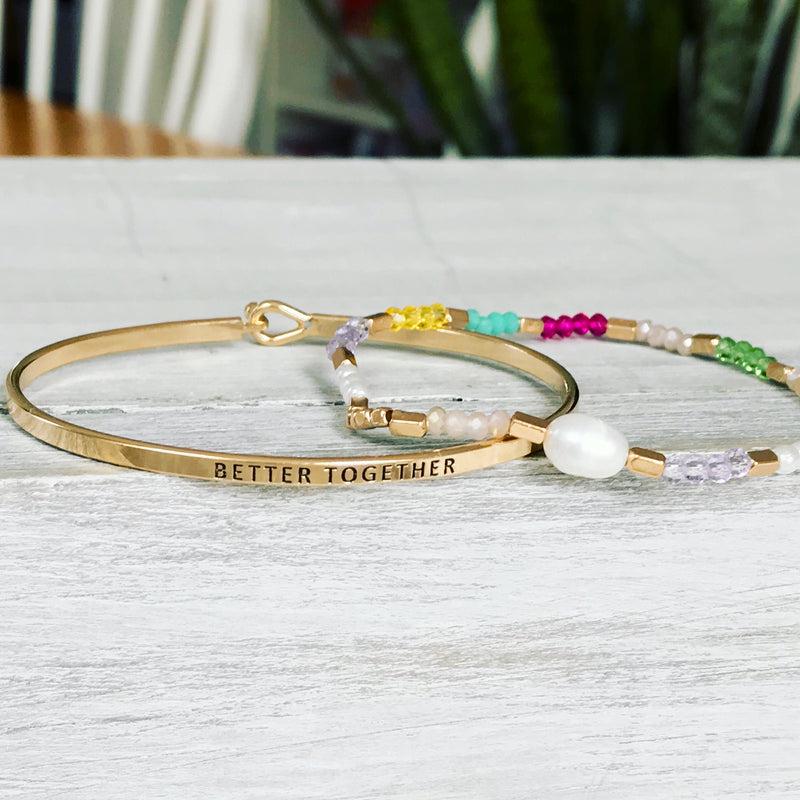 Better Together {Bracelet Set}