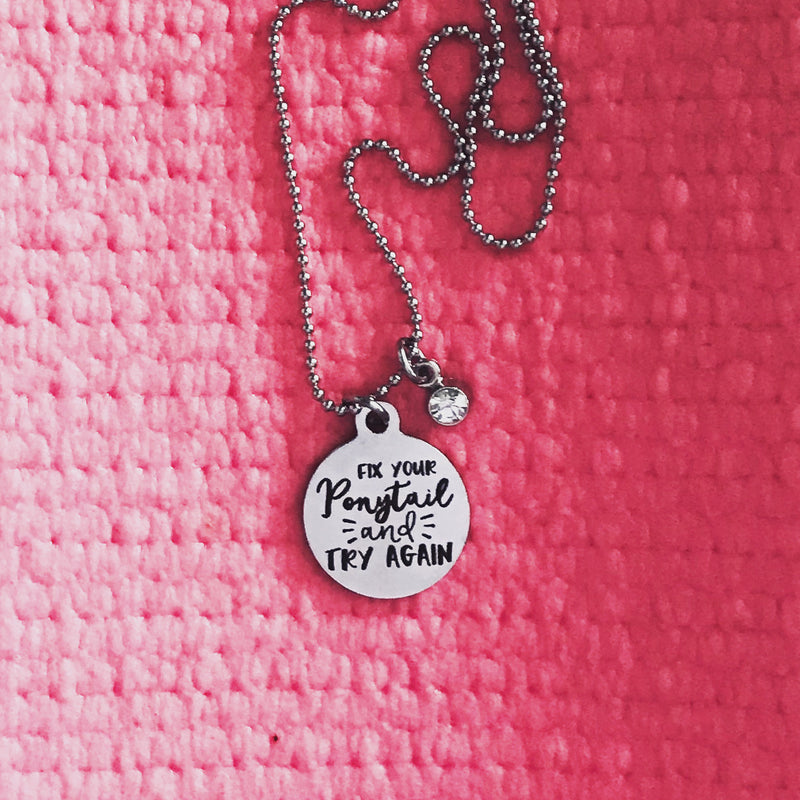 Try Again {Youth Necklace}