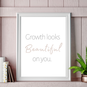 Beautiful Growth {3 Print Digital Bundle}
