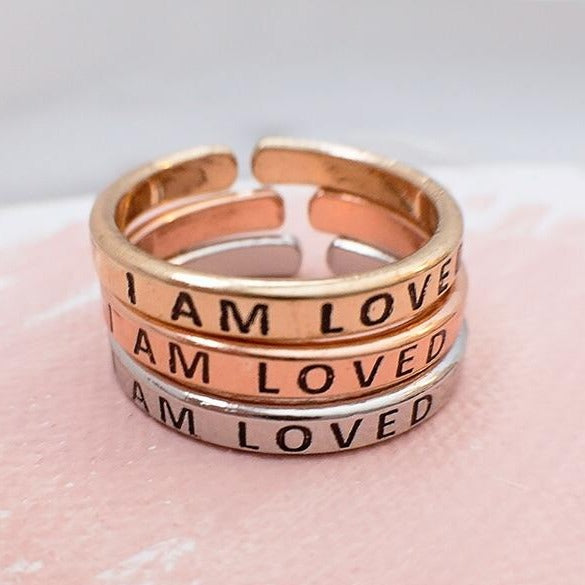 I Am Loved {Ring}