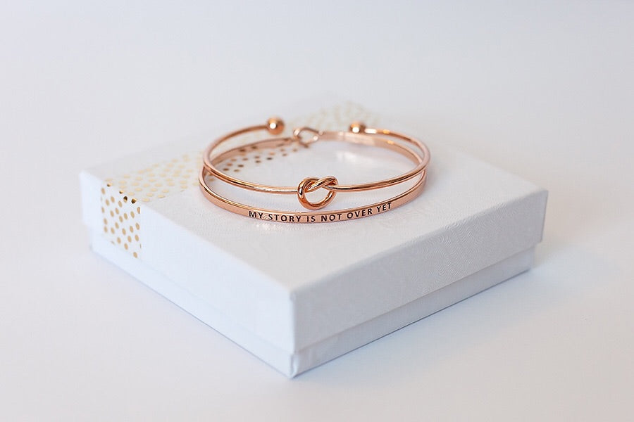 Special Offer: My Story Is Not Over Yet {Bracelet}