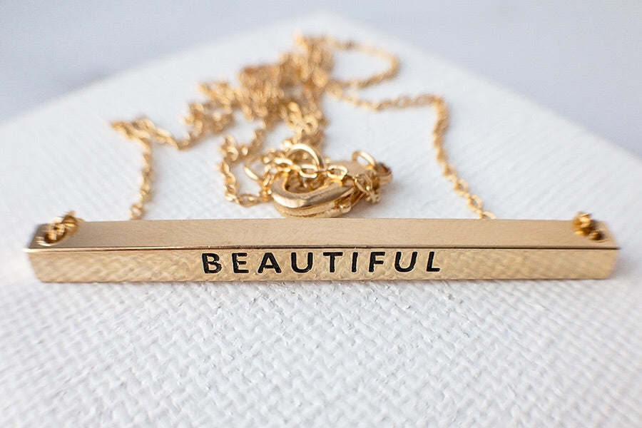 Beautiful {Necklace}