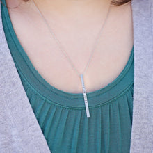 Loved {Necklace} SILVER