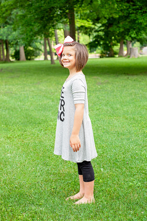 Strong Tunic Dress