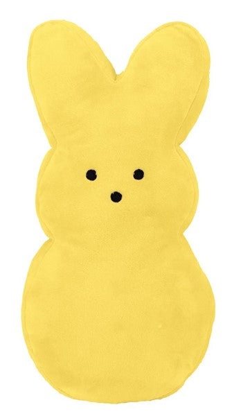 "14.5""H Fabric Bunny - Yellow"