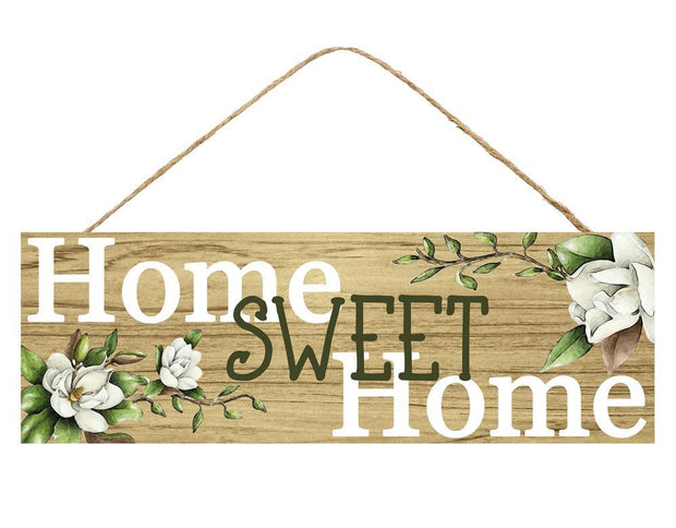 15in x 5in - Home Sweet Home Sign