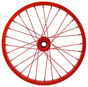 "16.5"" Diameter Decorative Bicycle Rim"
