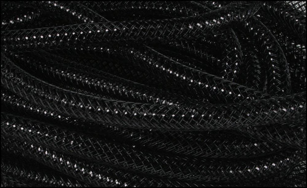 8Mm x 30yd Deco Flex Tubing - Black