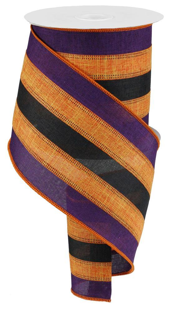 "4""x10yd 5in1 Combo - Orange/Purple/Black"