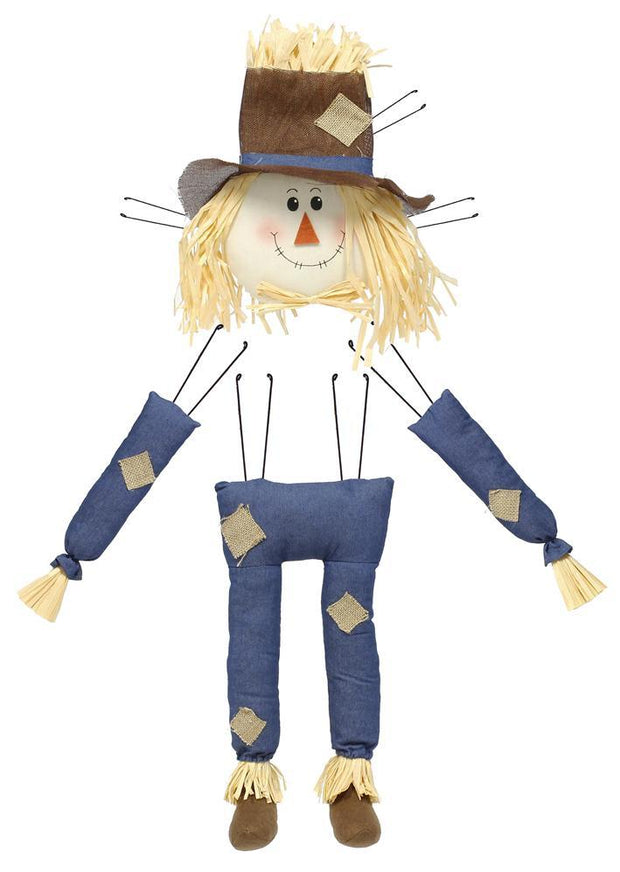 "4pc 29.5""H x 23""L Scarecrow Decor Kit"