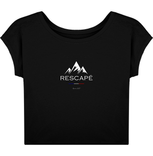 T-shirt court Original - Femme - Rescape France
