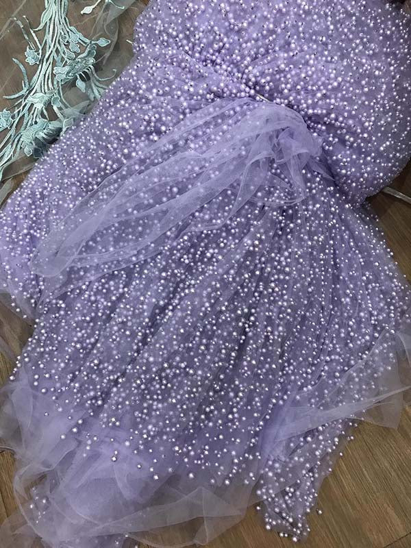 Lavender prom dresses from musebridals.com
