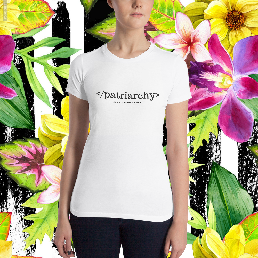 End Patriarchy Tee