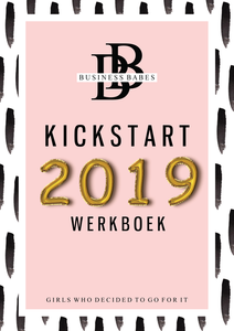 Business Babes #kickstart2019 werkboek