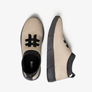 Women's Coffee Sneakers - Wanderer
