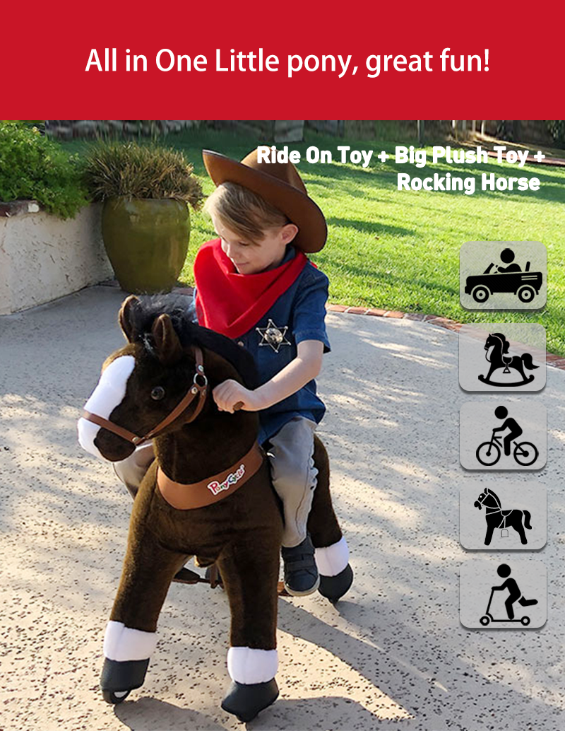 PonyCycle ride on horse toy  all-in-one
